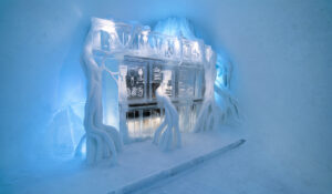 ICEHOTEL 31 – Paradice Lost 2020