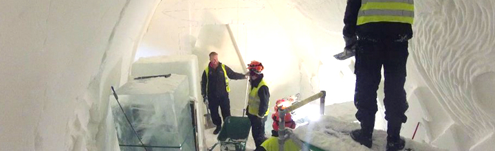 ICEHOTEL – day six