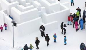 Kiruna Winter Playground 2015