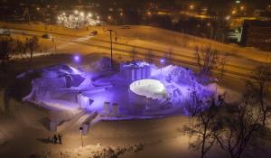 Kiruna Winter Playground 2016